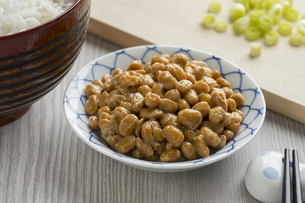 fermented foods natto