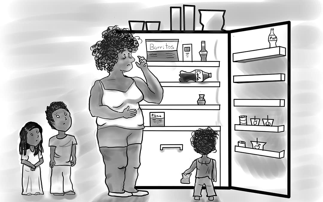 What is a Food Desert? Total Scarcity in a World of Excess