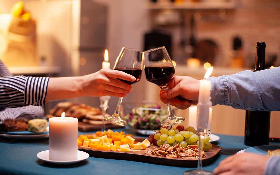 How To Create The Perfect Valentine's Day Dinner During COVID