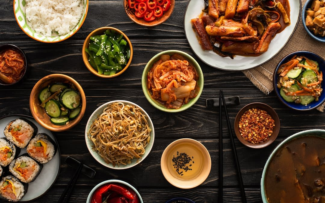 The Scrumptious Guide to Craveable Korean Foods Your Mouth Will Love