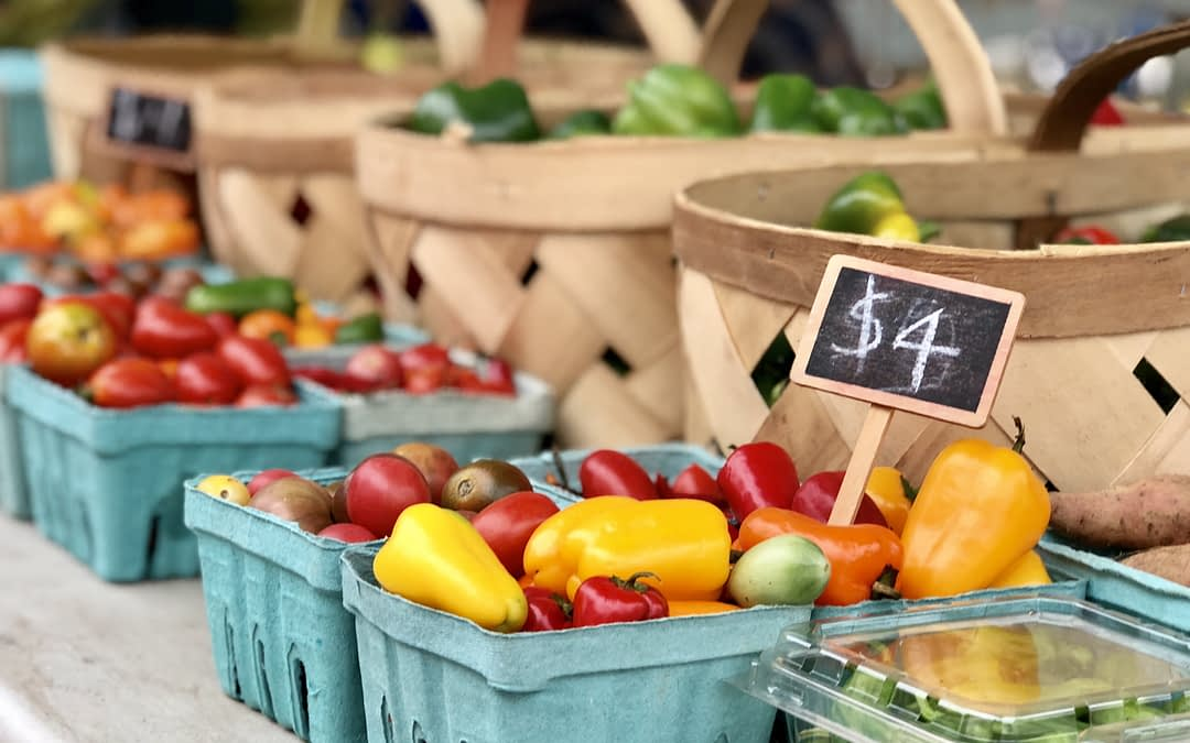 5 Benefits of Buying Local
