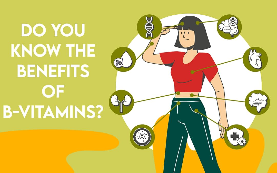 Supplement Secrets: What is the Benefit of Vitamin B?