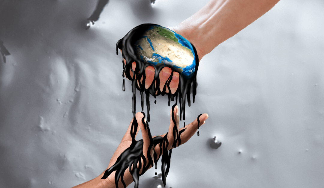 The Russian Oil Spill and World Oceans Day