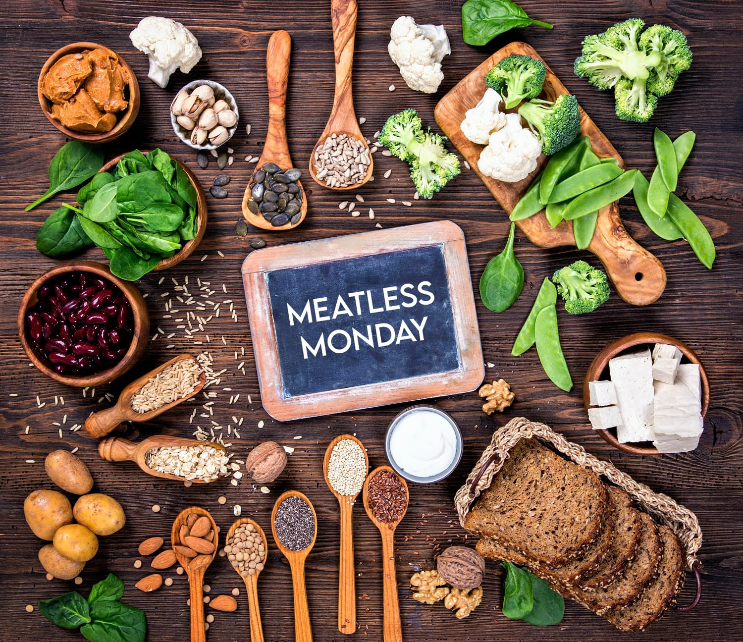 Meatless Monday foods