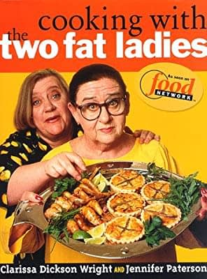 Two Fat Ladies cooking show