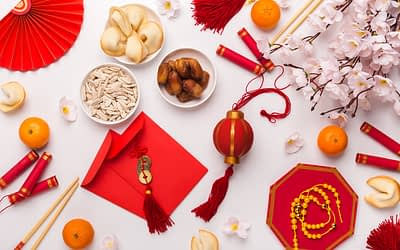 The Ultimate Guide For The Lunar New Year