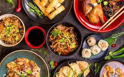 7 Asian-Owned Vegetarian Restaurants We Love