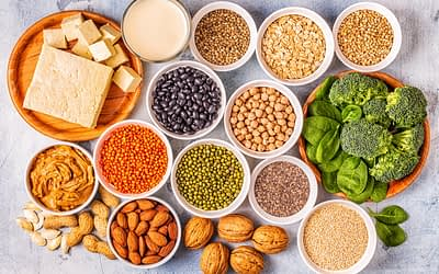 Vegetarian Proteins: The Key to a Complete Diet