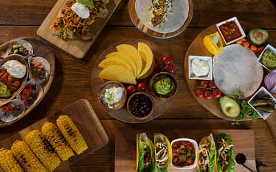 Embrace Your Holiday Spirit With This Cinco de Mayo Menu