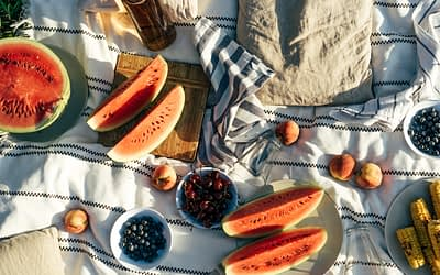 Plan the Perfect Picnic: Preparing Your Picnic Foods
