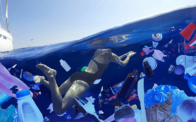 Ride the Ocean Cleanup Wave to Rid the World of Garbage