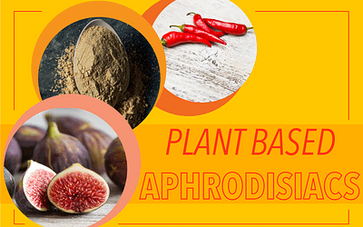 Can't Help Falling in Love: Plant-Based Aphrodisiacs to Make Your Summer Even Hotter