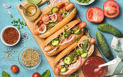 The Perfect Hot Dog Recipes for Your Next BBQ