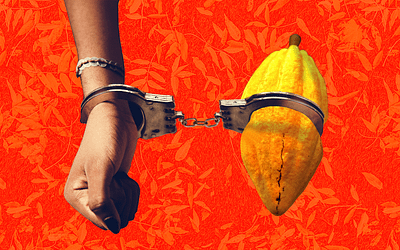 The Awful Secret Behind Your Food: Slaves in Food Industries