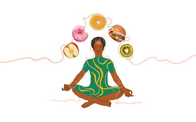 The secret to Mindful eating for the Soul and Not the Scale