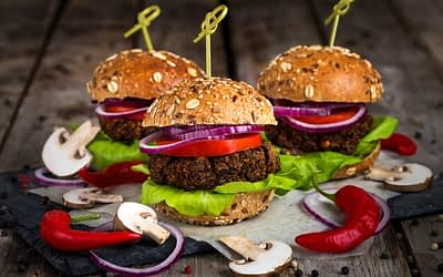 How to Make Easy and Delicious Veggie Burgers at Home