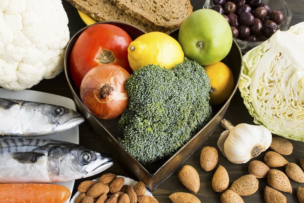 Healthy Food Recommended for Diabetes.
