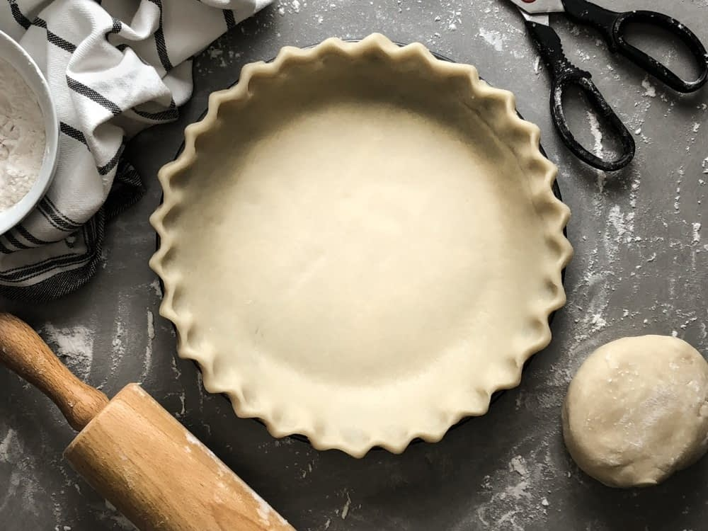 Helen Nugent pie dough