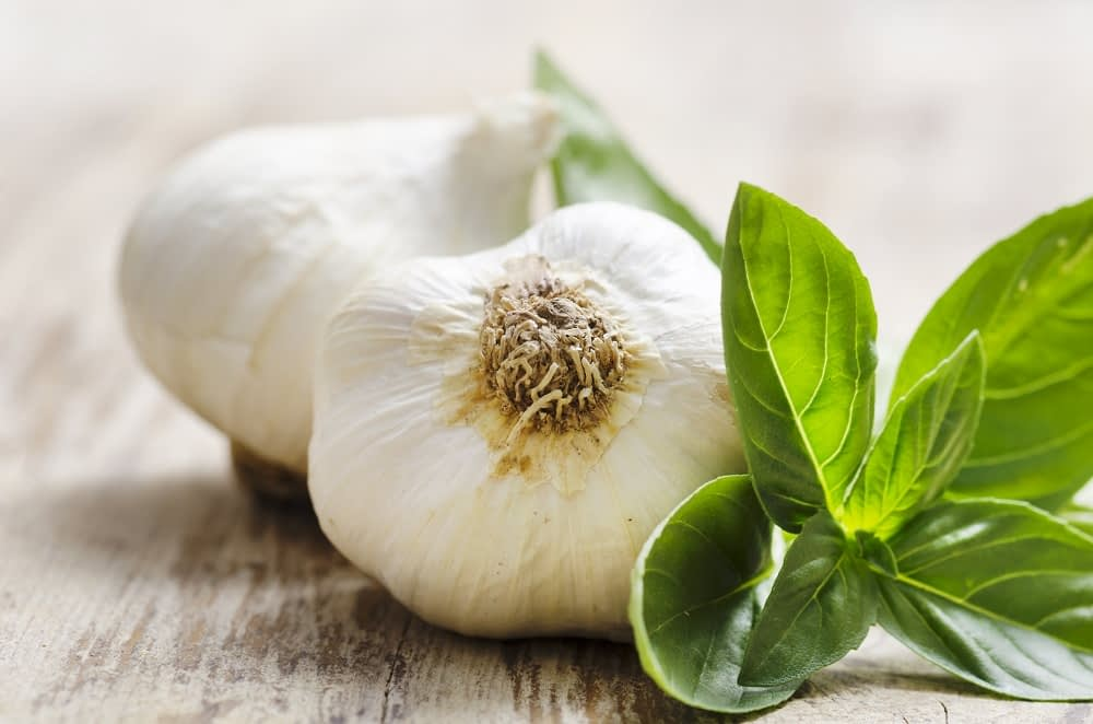 garlic healthy heart foods